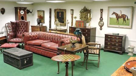 The next auction will be taking place on Saturday, September 7