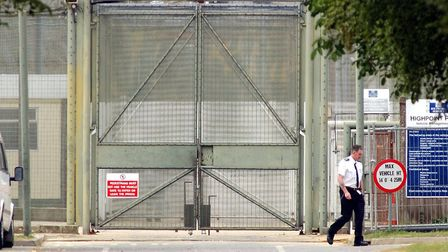 Highpoint Prison in Suffolk Picture: ARCHANT