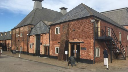 The Hoffman Centre at Snape Maltings home of the Festival of New . Picture: PAUL GEATER