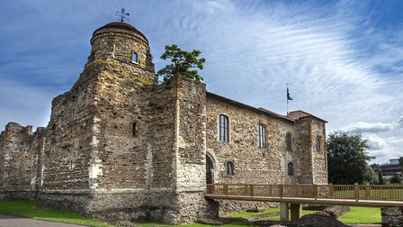 The campaign will also help promote Essex attractions. Pictured, is Colchester Castle Picture: COLC