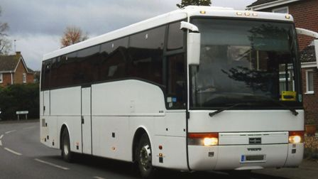 Changes to school bus services have proved controversial in Suffolk. Picture: R.A FOWLER