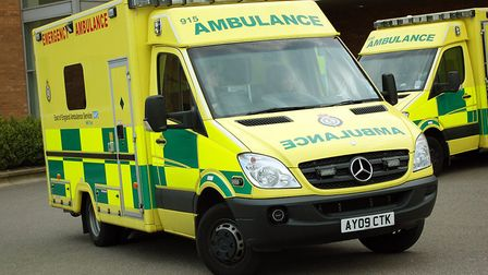 Suffolk Coastal MP Therese Coffey has aked that the East of England Ambulance Service be broken up P