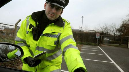 Essex police have promised to crack down on driving that puts road users in danger Picture: ARCHANT