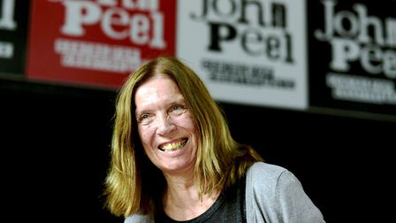 Sheila Ravenscroft at the John Peel Centre Picture: SARAH LUCY BROWN