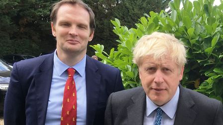 Dr Dan Poulter said the Conservative Party is now commited to leaving the EU, Picture: PAUL GEATER