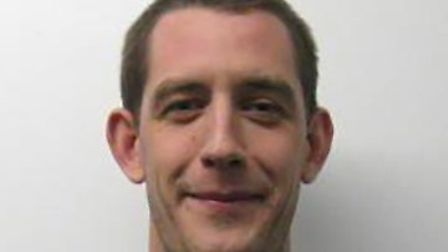 Darren Weinling has been sentenced after admitting to absconding from Hollesley Bay prison. Picture: