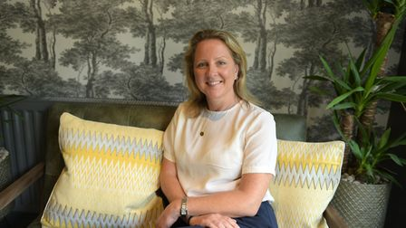 Ashley Norton, group growth manager of the Chestnut Group Picture: SARAH LUCY BROWN
