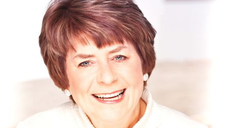 Pam Ayres Picture: TREVOR LEIGHTON