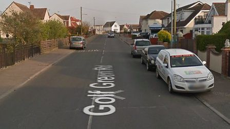 A man reported he was raped at an address in Golf Green Road, Jaywick Picture: GOOGLE MAPS