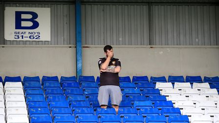 Bury have been expelled from the EFL. Picture: PA