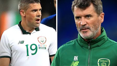 Jon Walters and Roy Keane are embroiled in a bitter dispute