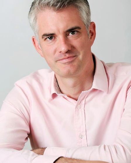 James Cartlidge, MP for South Suffolk
