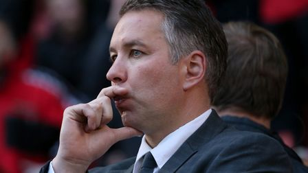Darren Ferguson is in his third spell as Peterborough United manager. Photo: PA