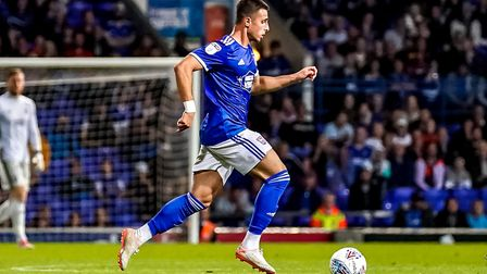 Tottenham loanee Anthony Georgiou has impressed off the bench for Ipswich Town so far Photo: STEVE W