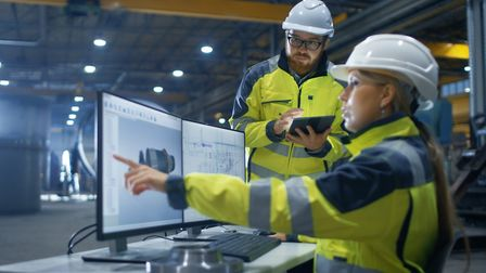 Creating a digital twin helps companies run a virtual model of a real-life project using real time d