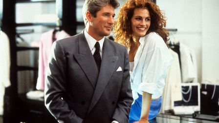 Richard Gere and Julia Roberts in Pretty Woman Photo: Getty Images/IMDB