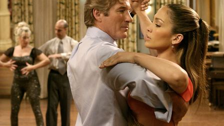 Richard Gere and Jennifer Lopez in Shall We Dance. Picture: � MIRAMAX FILMS. ALL RIGHTS RESERVED.