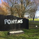 Pontins holiday park in Pakefield Picture: ARCHANT