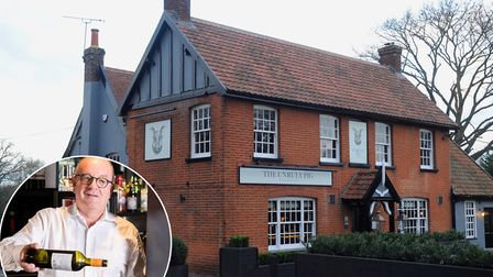 The Unruly Pig at Bromeswell, has has achieved the �Best Wine� Award in the Great British Pub awards