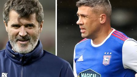 Jon Walters has shared the moment he and Roy Keane almost fought in Keane's office at Ipswich Town.