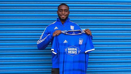 Kane Vincent-Young is now an Ipswich Town player after joining from Colchester United. Picture: ITFC