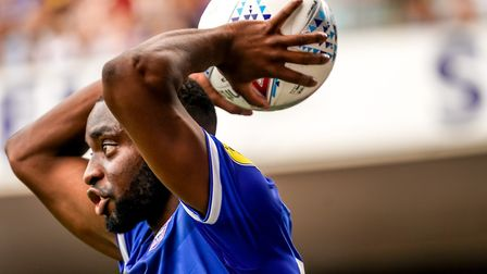 Kane Vincent-Young has made a good start to his Ipswich Town career. Picture: Steve Waller www