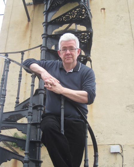 Ian McMillan will be at the event Picture: DEAN PARKIN