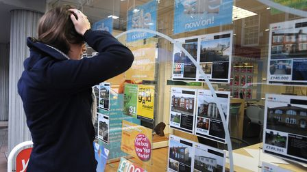 First time buyers are struggling to get on the housing ladder Picture: ARCHANT