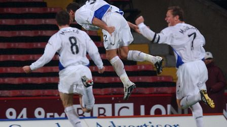 The last time Ipswich Town won five straight league games was in October 2003. That run included a d