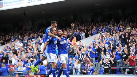 The last time Town won following an international break was back in 2014. David McGoldrick and Daryl