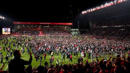 Doncaster were beaten in the League One play-offs by Charlton last season, with the Addicks fans inv
