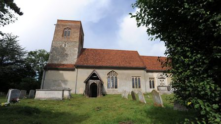 Badley Church is set to feature in a new Beautiful Churches book.