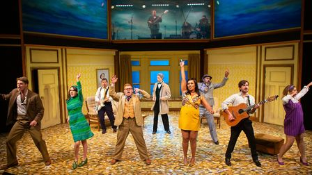 One Man, Two Guvnors, a much-loved modern farce, an adaptation of the classic A Servant of Two Maste