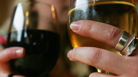 Andrew Papworth has never touched a drop of alcohol. Picture: Cathal McNaughton/PA Wire