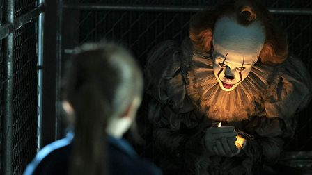 Pennywise is back to terrorise the kids in IT - Chapter Two. Picture: IDMb