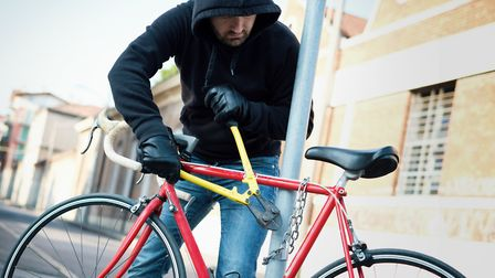 More than 4,500 bicycles have been stolenin Suffolk in the past three years Picture: GETTY IMAGES