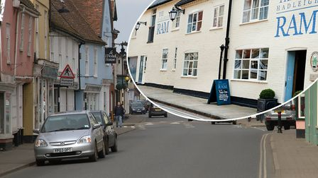 The Hadleigh Ram, which has been closed for several months, is set to reopen after being taken on by