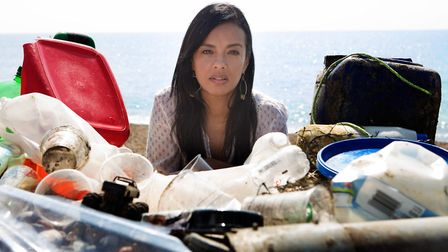 Liz Bonnin presents the 90 minute docufilm by director Tom Watt-Smith dubbed the follow up to Blue P