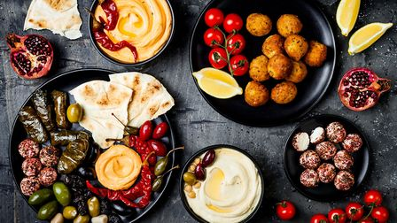 Imaginative Traveller are holding an around the world buffet, which pairs perfectly with their wide