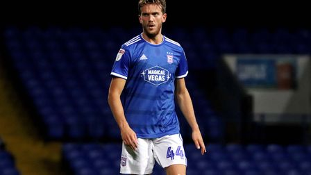 Emyr Huws missed out on the matchday squad at the weekend but could return. Picture: ROSS HALLS