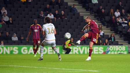 James Norwood says his groin injury is 'fine'. Picture Pagepix