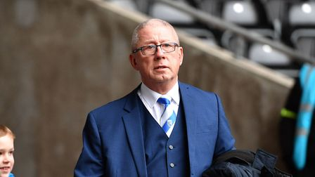 Gillingham chairman Paul Scally. Picture: PA