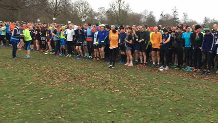 Flashback to the start of the Bushy parkrun, when columnist Carl Marston took part, one of a field o
