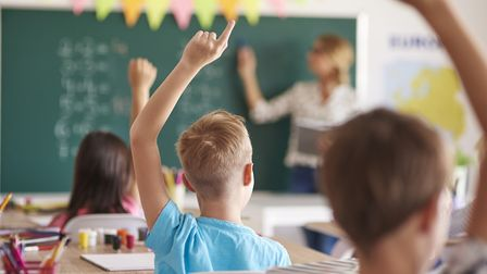 Applications for Suffolk primary and secondary schools are now open. Picture: GETTY IMAGES / ISTOCKP