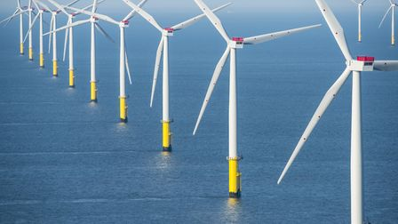 More offshore wind farms could be on the way for the North Sea off East Anglia, as a new government