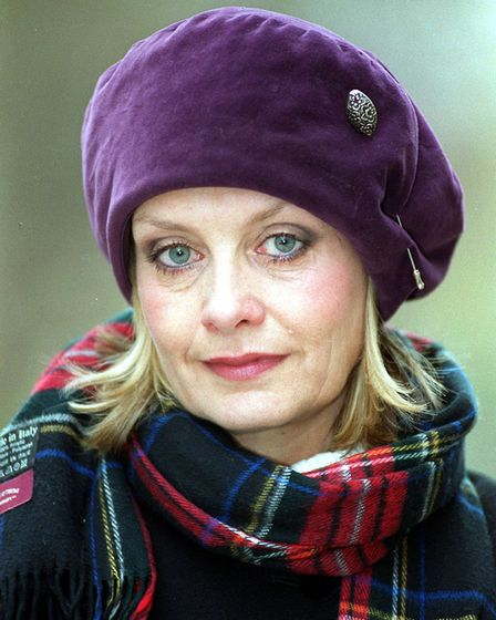 Supermodel-turned actress Twiggy in 1999. Picture: Fiona Hanson/PA