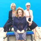 Management team at Realise Futures (left to right) Jane Sutton, Jenny Brick, Sally Butcher Picture: