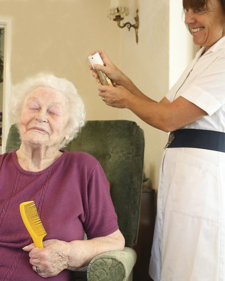 The care sector has also been hit by workforce uncertainty Picutre: GETTYIMAGES