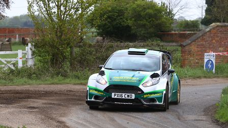 The Corbeau Seats Rally 2019 Picture: M&H PHOTOGRAPHY
