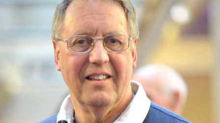 Stowupland parish chairman and district councillor Keith Welham Picture: ARCHANT